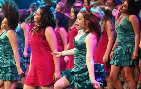 Choir makes tributes, features soloists in Spring Revue concert