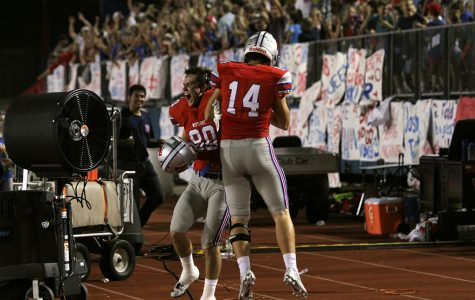 Chaps beat State third-ranked Katy in home thriller; take over No. 1 spot in 6A State ranking