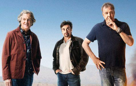 The Grand Tour reunites the classic trio