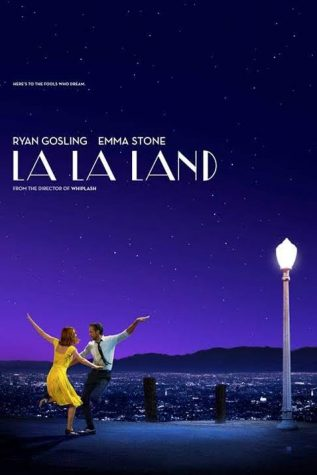 La La Land breaks Golden Globe record