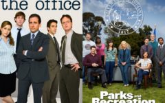 Alternate Text Not Supplied for The Office vs Parks and Recreation.