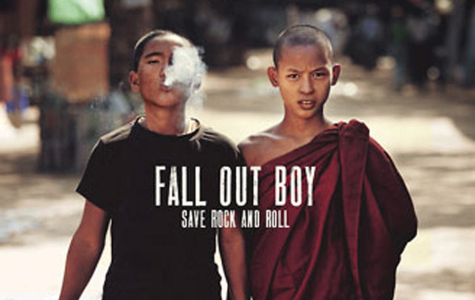 Fall Out Boy makes comeback album, pleases fans