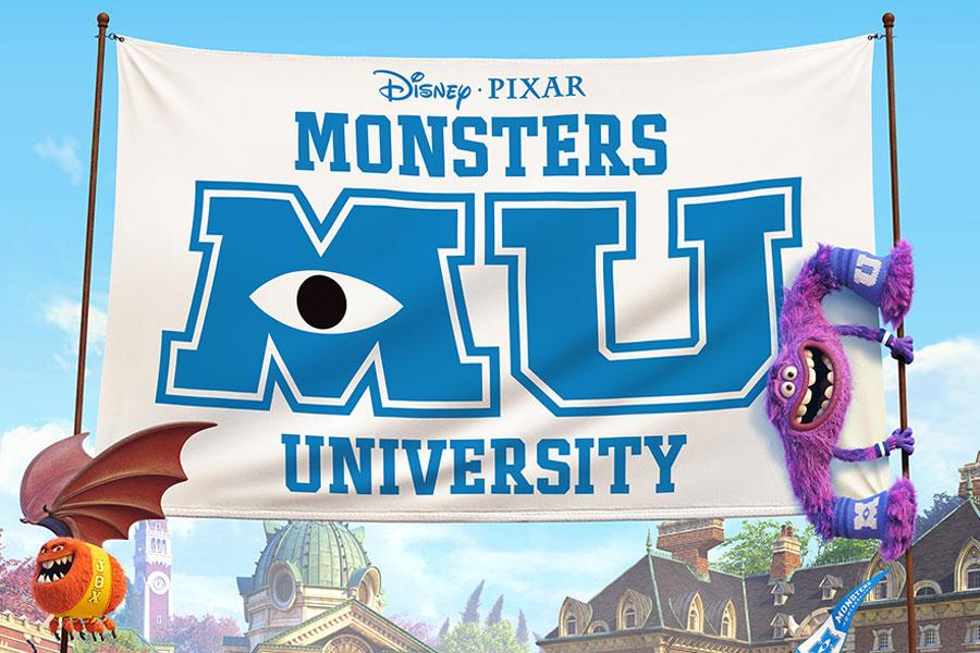 Monsters University will be out June 21.