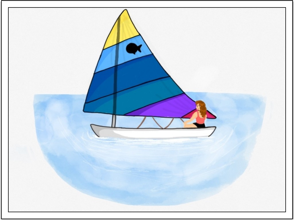 From sailing to suffocation: students rough transition from independent summer to life back home