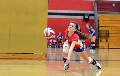 Varsity Volleyball: Westlake Vs. Bowie (Photos by Gabbi Martinez)