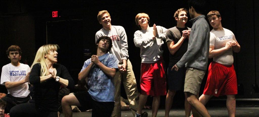 Choir department tackles West Side Story
