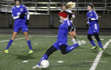 Varsity soccer vs. Bowie (Photos by Shelby Westbrook)