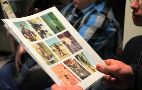 Vietnam veterans share their stories with students