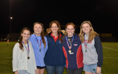 Lacrosse players honored with awards