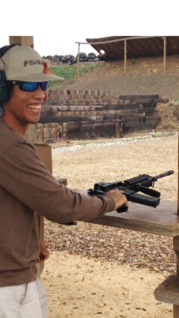 Prospective Marine anticipates moving through program
