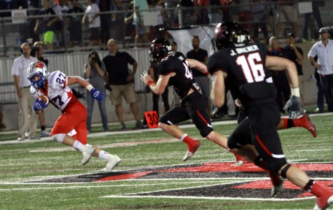 Chaps can't get it done against rival Lake Travis