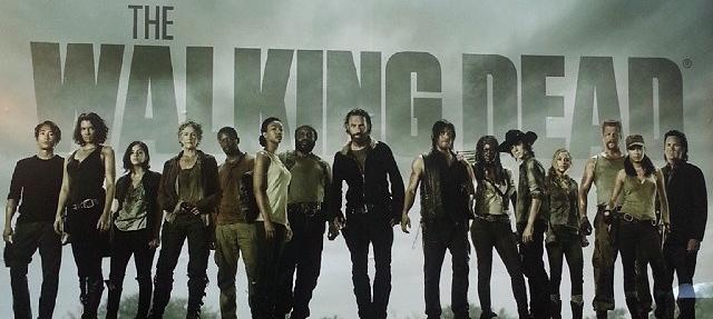 AMC's The Walking Dead returns in an electrifying season premiere