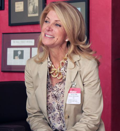 Wendy Davis sits down with The Featherduster