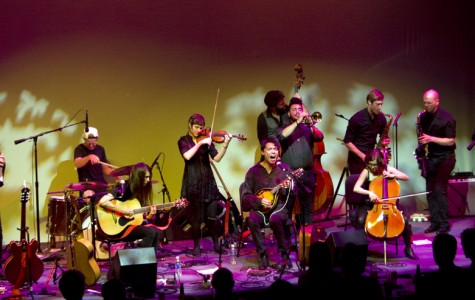 Mother Falcon expressed immense talent at their Aug. 27th concert at The Long Center.