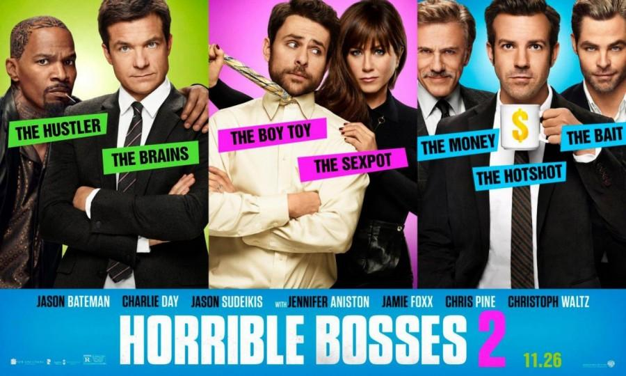 Horrible Bosses 2 entertains, leaves audience in stitches