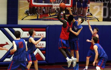 Varsity Basketball Gallery