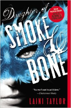Daughter of Smoke and Bone impresses with unusual love story