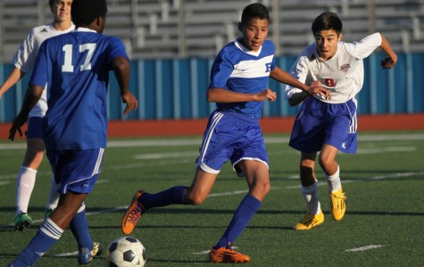 JV boys soccer enters District play Tuesday at home