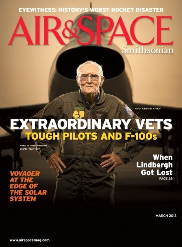 Air and Space March 2013