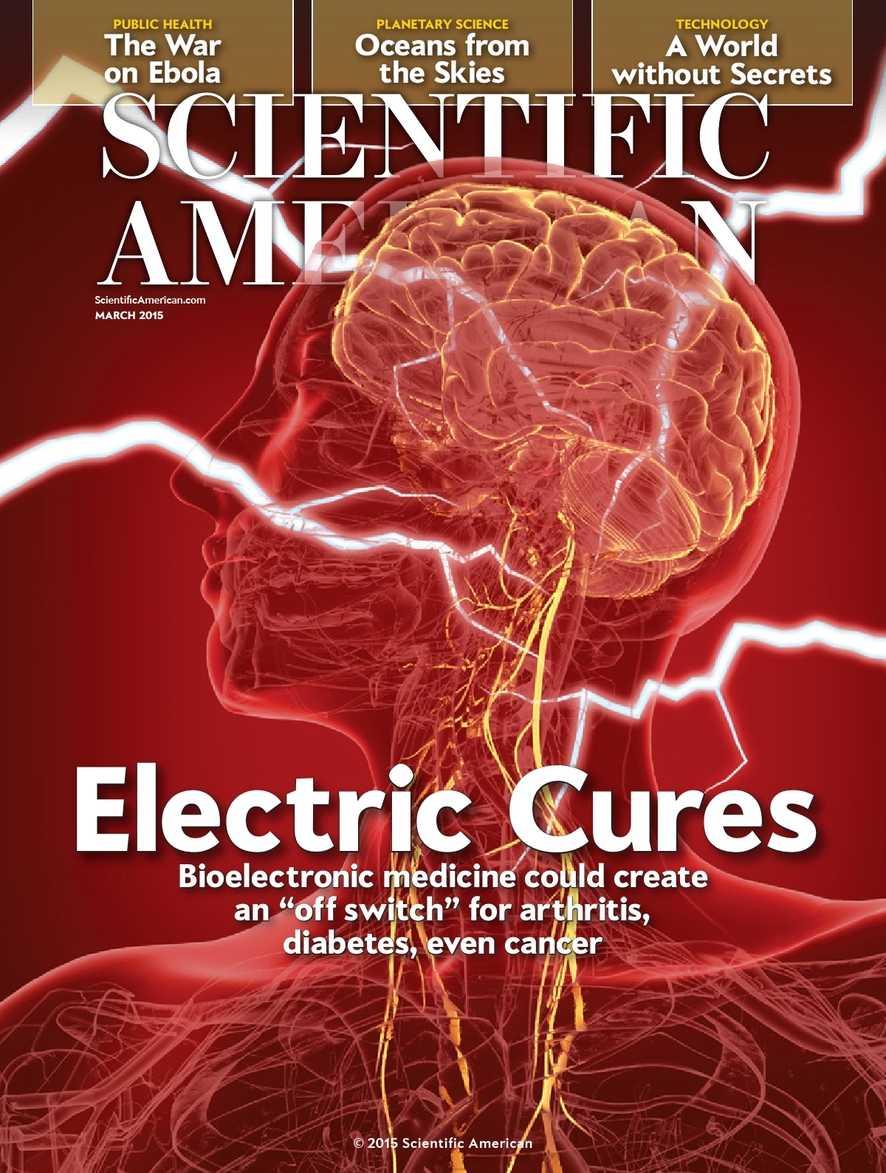 Scientific American March 2015