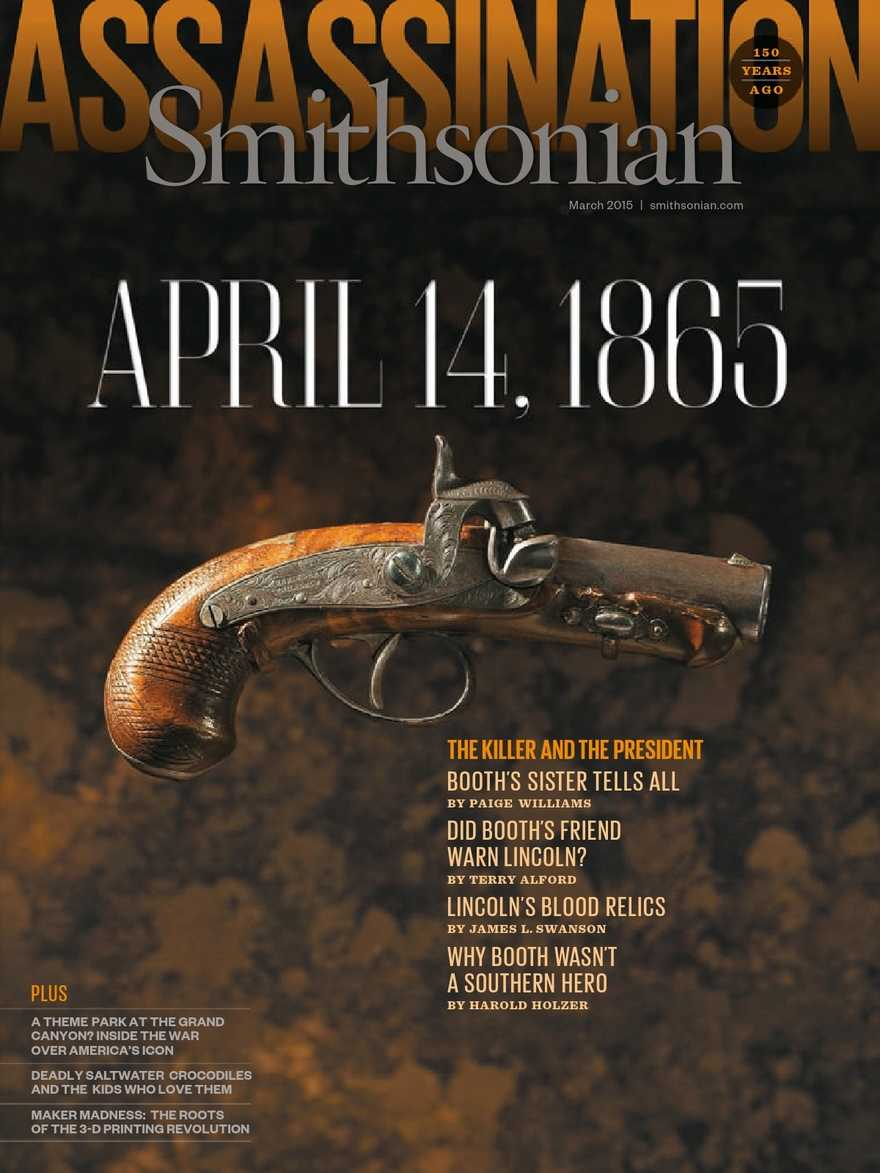Smithsonian Magazine - March 2015