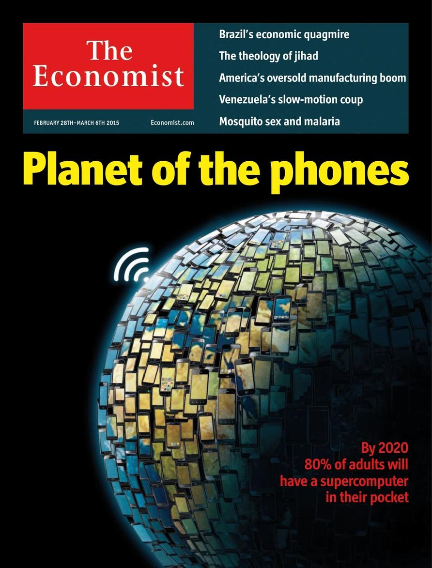 The Economist - 28 February - 6 March 2015