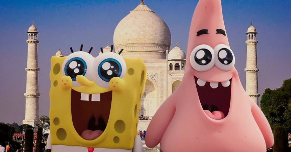 New Spongebob movie receives better critic ratings than American Sniper