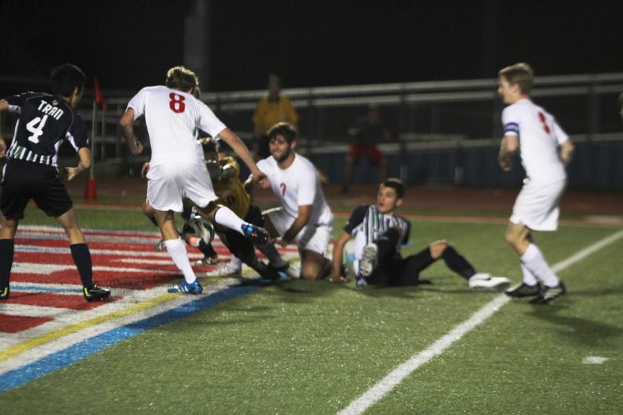 Boys+Varsity+Soccer+vs.+McNeill