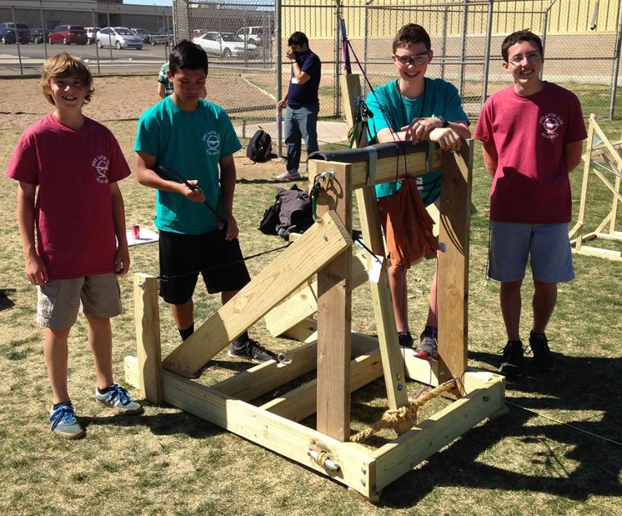 %28from+left+to+right%29+Edward+Brett%2C+Nicholas+Bui%2C+Brent+Bauries+and+Matthew+Anderson+with+the+catapult+that+was+designed+by+Brent+and+placed+second+in+competition