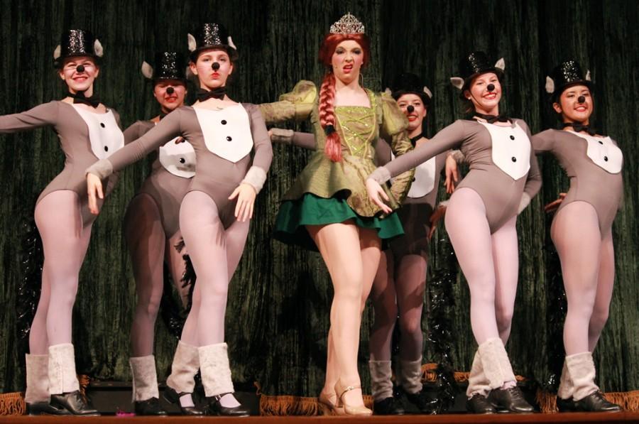Shrek+the+Musical+makes+large+splash