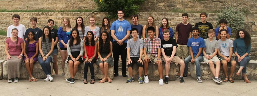 27 Westlake High school seniors were named National Merit Semifinalists based on their PSAT scores.