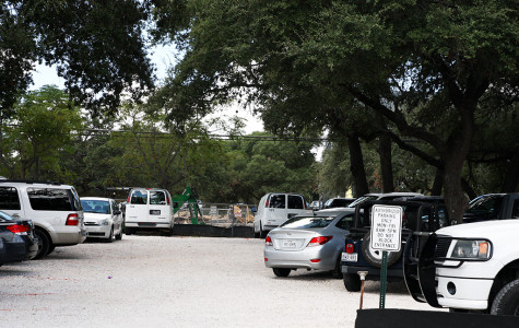 New construction causes parking changes