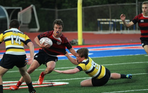 Varsity rugby vs Ohio high school