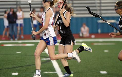 Girls lacrosse vs. Vandegrift
