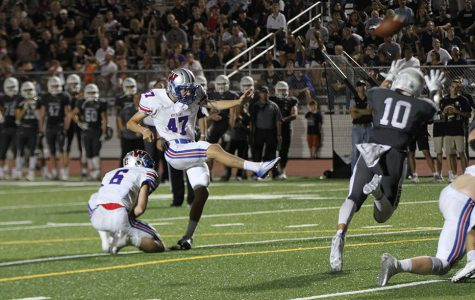 Vandegrift vs. Westlake varsity football photo gallery