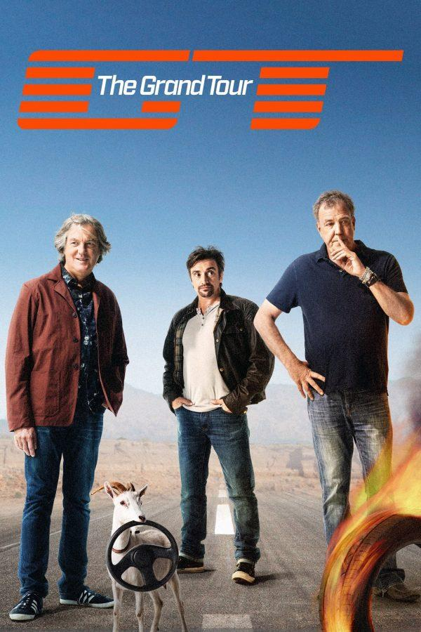 The Grand Tour reunites the classic trio