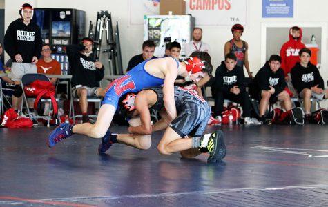 Wrestling team raises money for Westlake's Special Olympics team