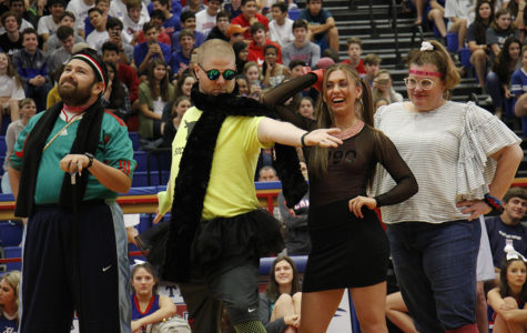 Pep rally photo gallery