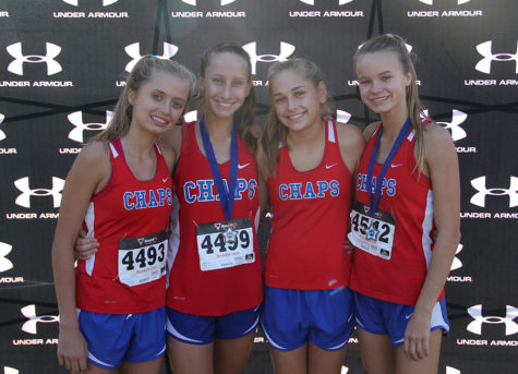 Girls cross country doing well, season ending soon