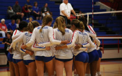 Varsity volleyball vs. Leander photo gallery