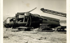 Veteran tells story of helicopter accident