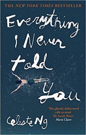 "Senior reviews ""Everything I Never Told You"""
