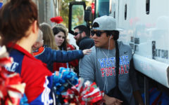 Football send-off photo gallery