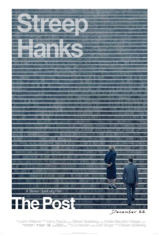 """Streep, Hanks give thrilling performance in """"The Post"""""""