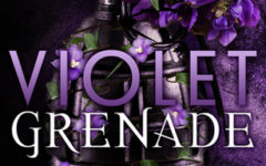 Dark thriller Violet Grenade takes readers on emotional, physical rollercoaster