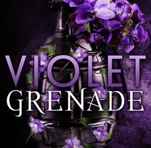 Dark thriller Violet Grenade takes readers on emotional, physical rollercoaster