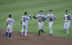 Astros give an indelible moment