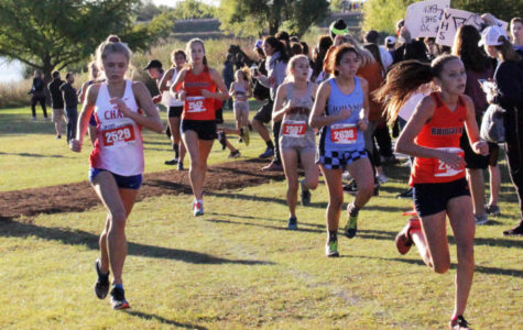 Girls cross country team goes to State for first time in 12 years
