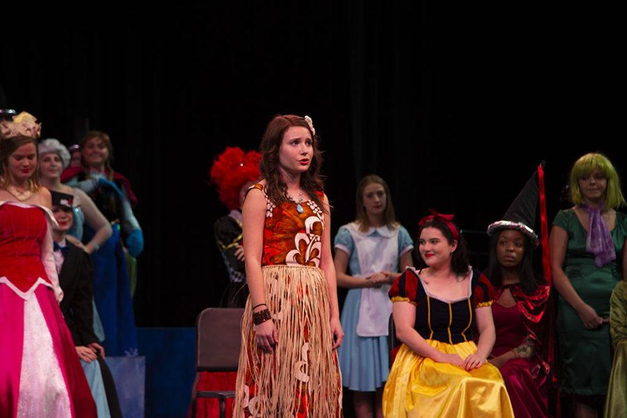 Choir princess tea party photo gallery