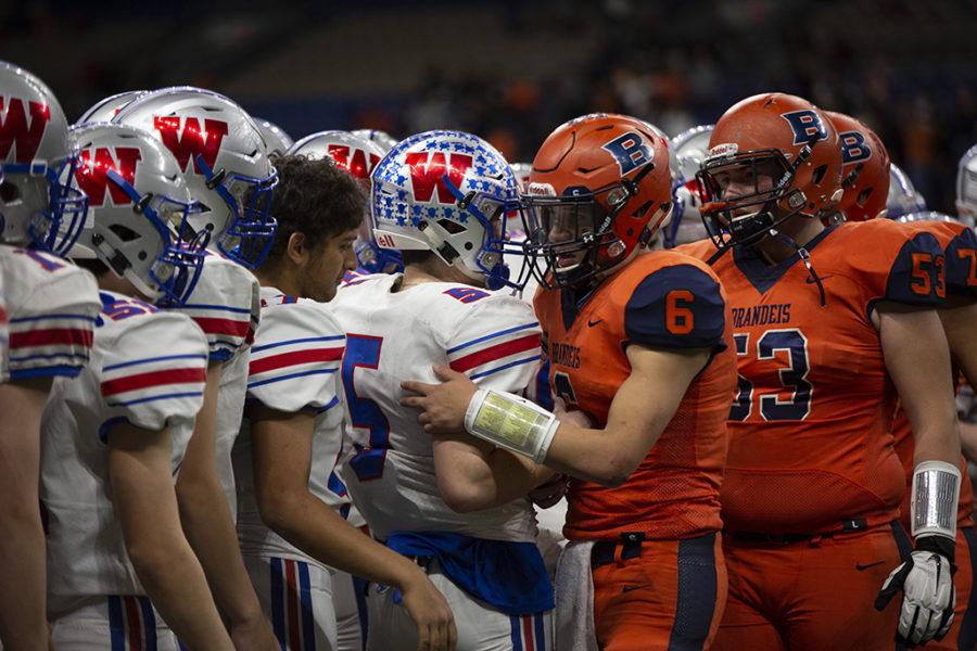 Brandeis football photo gallery